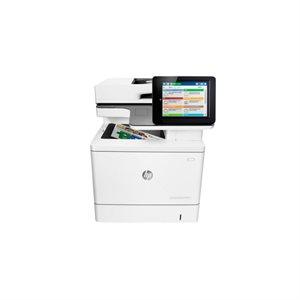 HP CLJ M577DNMFP Printer
