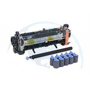 HP M601/M602/M603 Maintenance Kit OEM Fuser Non OEM Rollers
