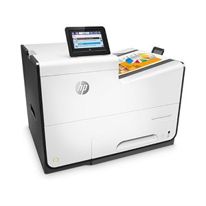 HP PageWide Color Managed E55650DN Printer