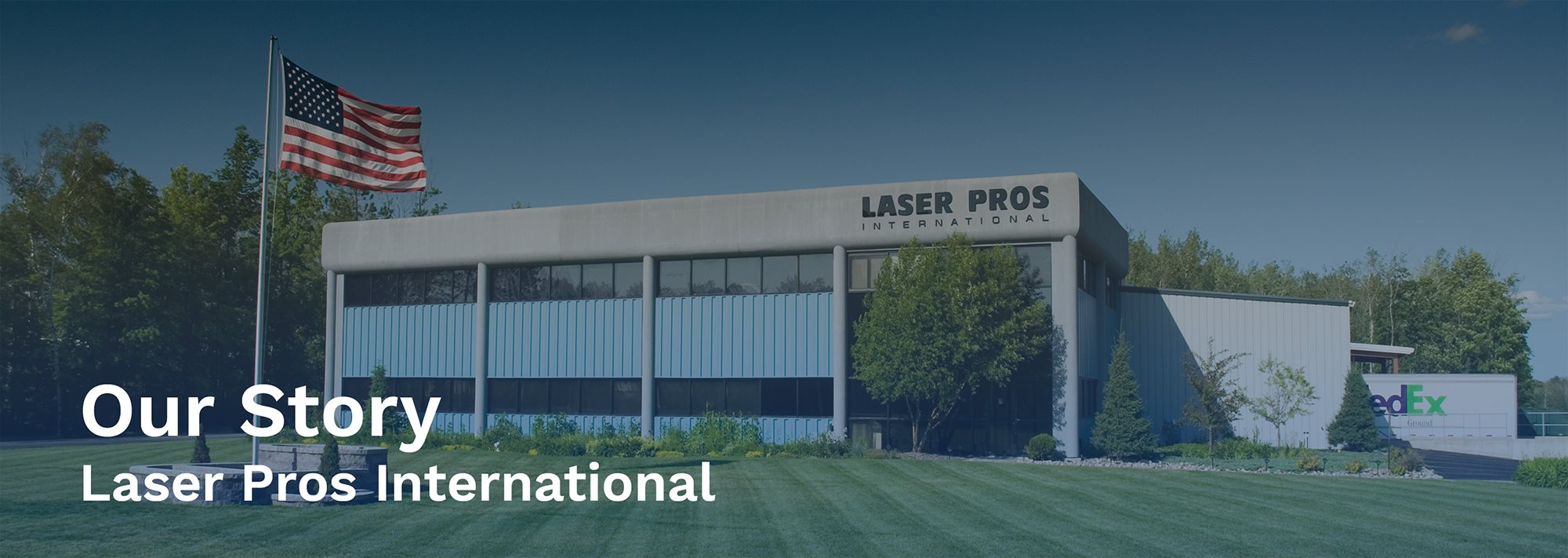 Our Story - Laser Pros International